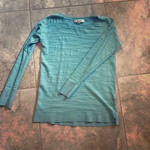 Ann Taylor Loft Light Sheer Sweater